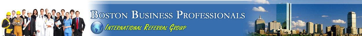 boston business professionals internal referral group